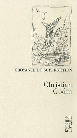 9782350180434: Croyance et superstition