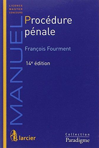 9782350209531: Proc�dure p�nale