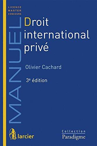 9782350209883: Droit International priv�