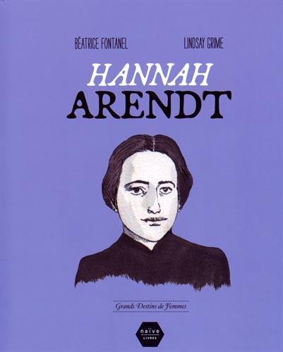 9782350213842: Hannah Arendt