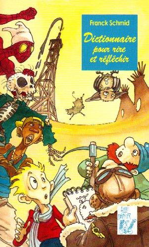 9782350241456: Dictionnaire pour rire et réfléchir