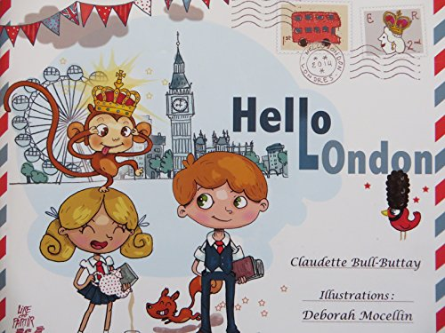 9782350242934: Hello London