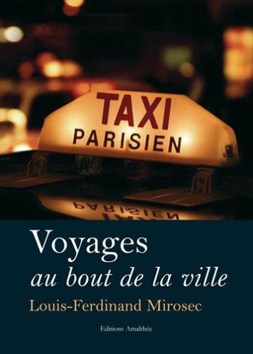9782350272726: Voyages au Bout de la Ville