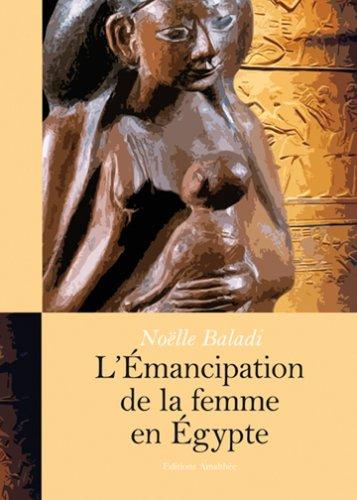 9782350273389: L'Emancipation de la Femme en Egypte