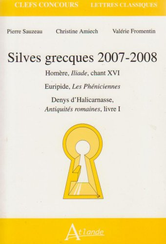 9782350300276: Silves grecques (French Edition)