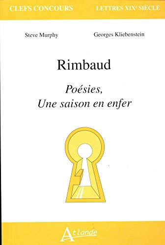 9782350301167: Rimbaud (French Edition)