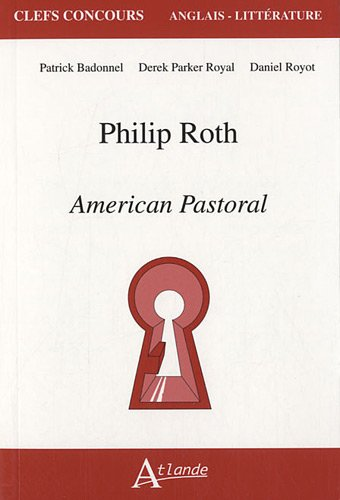 9782350301693: Philip Roth (French Edition)