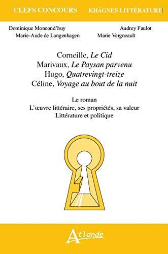 9782350303178: Khagnes 2016 : Corneille, Marivaux, Hugo, Céline