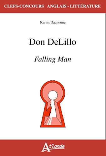 9782350303260: Don Delillo - Falling Man