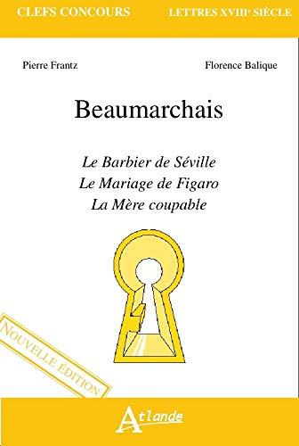 9782350303390: Beaumarchais