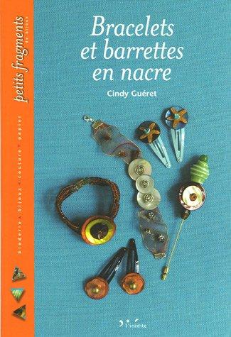 9782350320021: Bracelets et barettes en nacre
