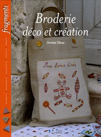 9782350320885: Broderie déco et création (French Edition)