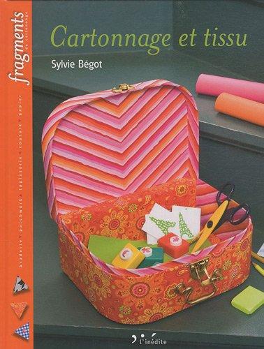 9782350322001: Cartonnage et tissu (French Edition)