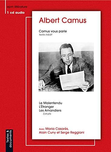 9782350340104: Camus Vous Parle