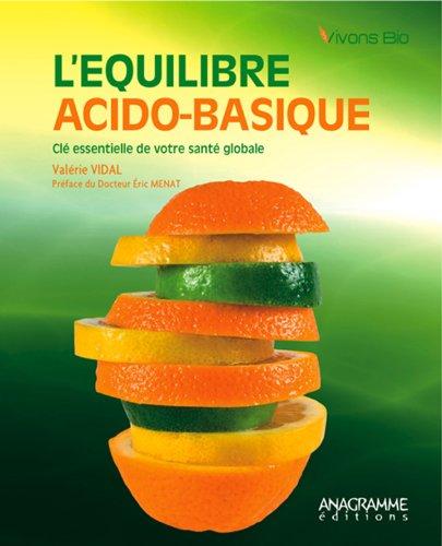 9782350352022: L'�quilibre acido-basique - Cl� essentielle de votre sant� globale