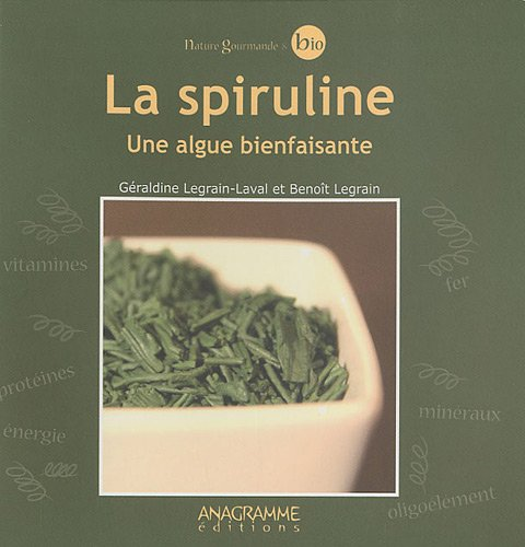 9782350352626: La spiruline (French Edition)