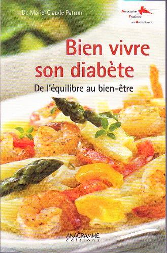9782350352916: Bien vivre son diabète - De l'équilibre au bien-être