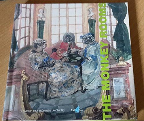 9782350390673: the monkey rooms (anglais) - fondation pour le domaine de chantilly t.1