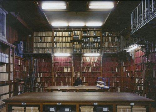 9782350460772: Le Temps suspendu...les Archives nationales