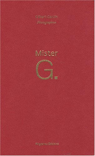 9782350461779: Mister G (Filigranes Hors collection)