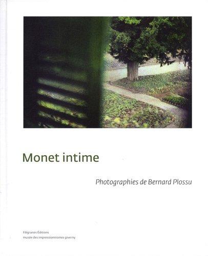 9782350462509: Monet intime. Photographies de Bernard Plossu