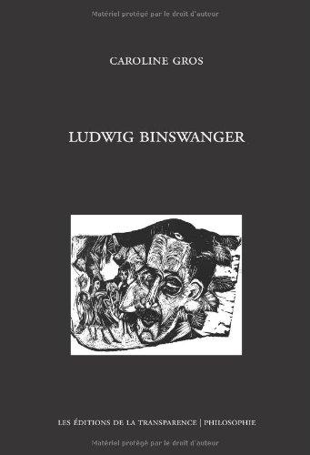 9782350510255: Ludwig Binswanger
