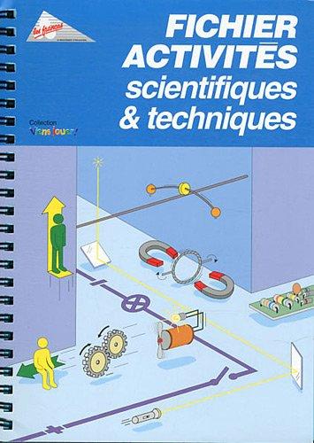 9782350580692: Fichier activites scientifiques et techniques