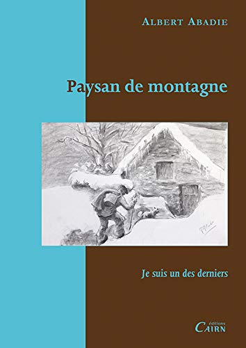 9782350682129: Paysan de montagne (French Edition)