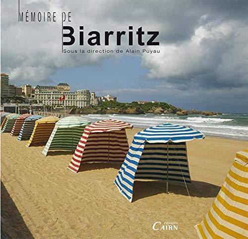 9782350682808: Mémoires de biarritz