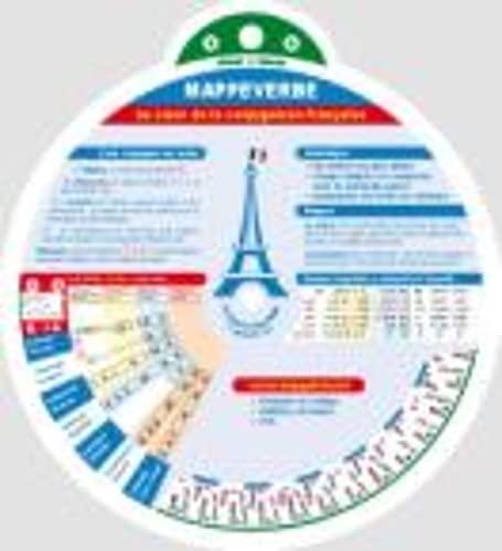 9782350700274: Mappeverbe au coeur de la conjugaison française (French Edition)
