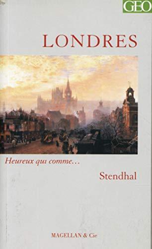 9782350741642: Londres (Heureux qui comme...)
