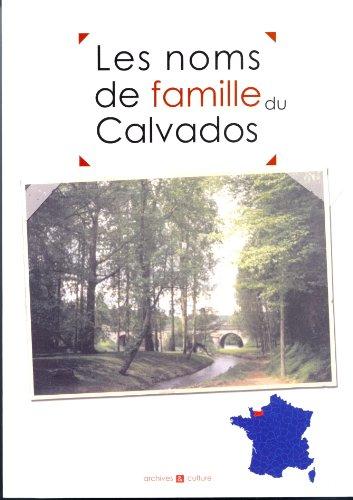 9782350770208: Calvados Noms de Famille (French Edition)