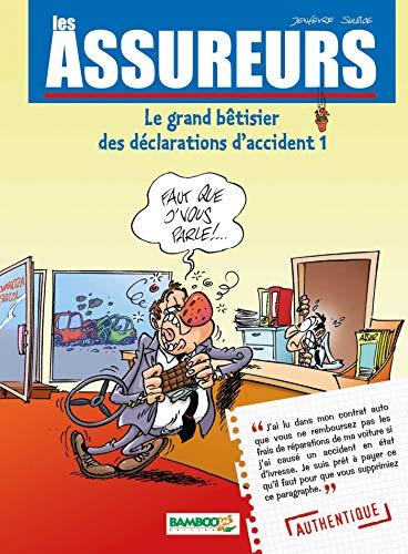ASSUREURS T01 LE GRAND BÊTISIER (LES): JEANFAIVRE HENRI