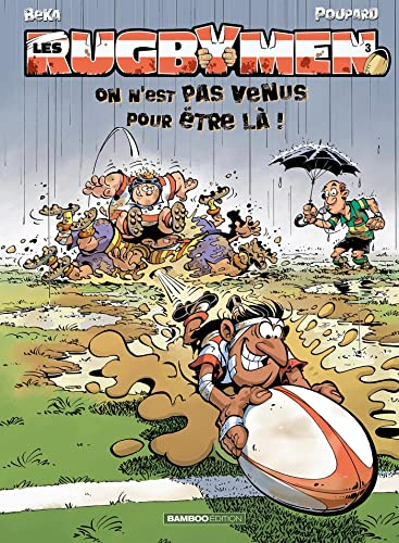 9782350780733: Rugbymen Tome 3