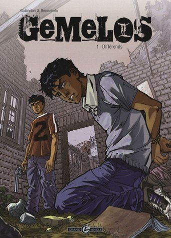 9782350781174: Gemelos, Tome 1 : Diff�rends