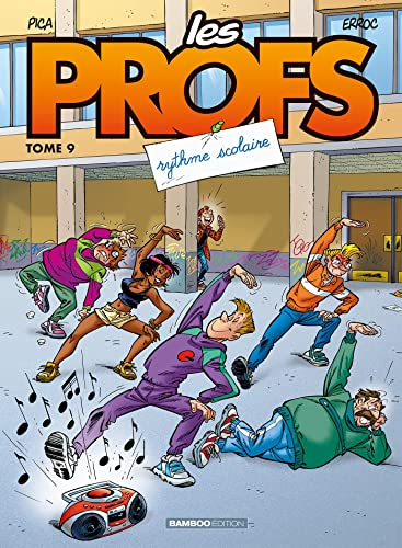 9782350781198: Les Profs, Tome 9 (French Edition)