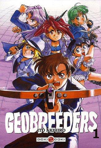 9782350781266: Geobreeders Vol.1
