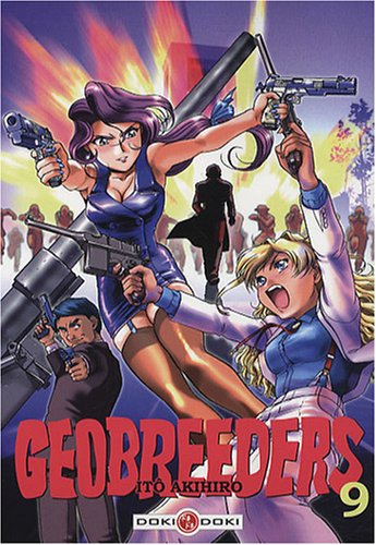 9782350783185: Geobreeders Vol.9