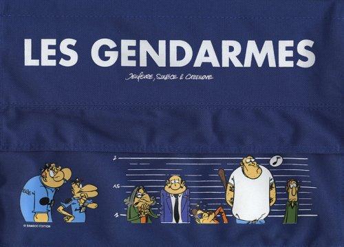 9782350784229: Les Gendarmes : Sacoche 4 volumes : Tomes 5 � 8
