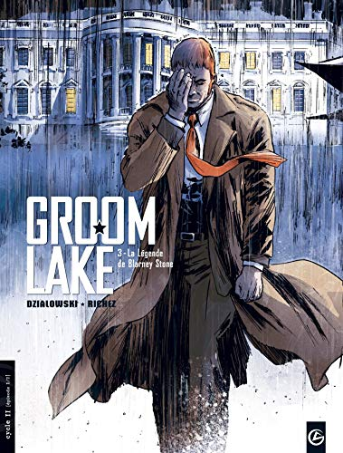 9782350784663: Groom Lake, Tome 3 (French Edition)