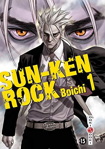 9782350785127: Sun Ken Rock, Tome 1 :