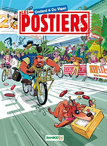 9782350785301: Les Postiers, Tome 3 :