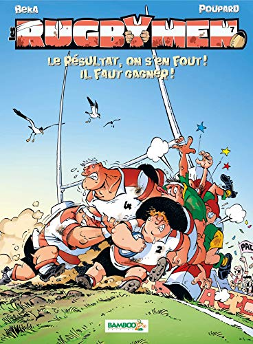 9782350785868: Les Rugbymen, Tome 7 (French Edition)