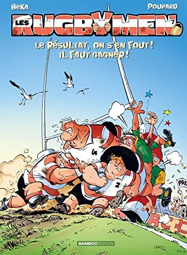 9782350785868: Les Rugbymen - tome 7 - Le résultat, on s'en fout ! Il faut gagner !: Le résultat, on s en fout ! il faut gagner ! (BAMB.RUGBYMEN)