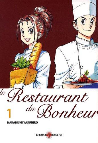 9782350786223: Le Restaurant du Bonheur : Pack 2 mangas : Volume 1 et 2