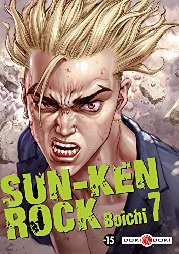 9782350787930: Sun Ken Rock, Tome 7 (French Edition)