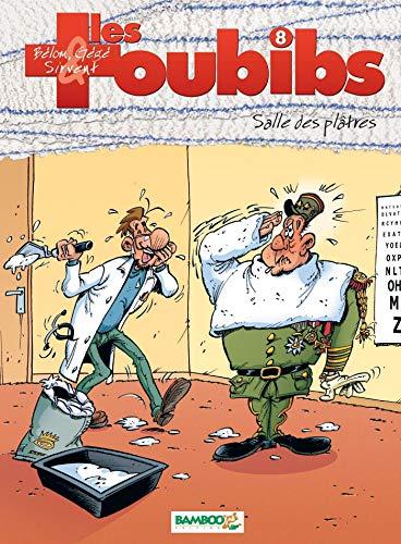 9782350788388: Les Toubibs, Tome 8 : Salle des plâtres