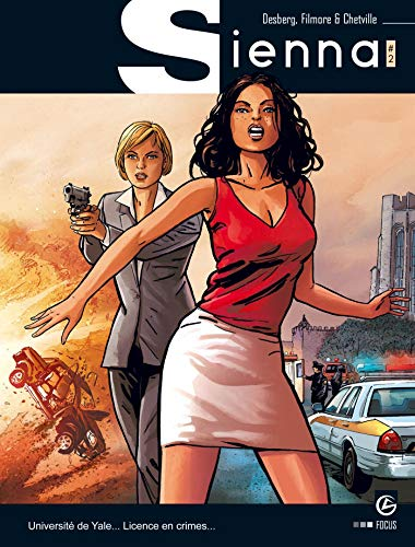 9782350788760: Sienna, Tome 2 (French Edition)