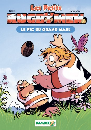 9782350789217: Les Petits Rugbymen, Tome 1 (French Edition)
