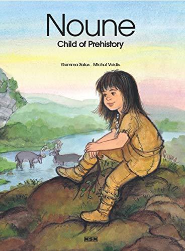 9782350800226: Mini Album Noune,l'Enfant de la Prehistoire (Angl.)